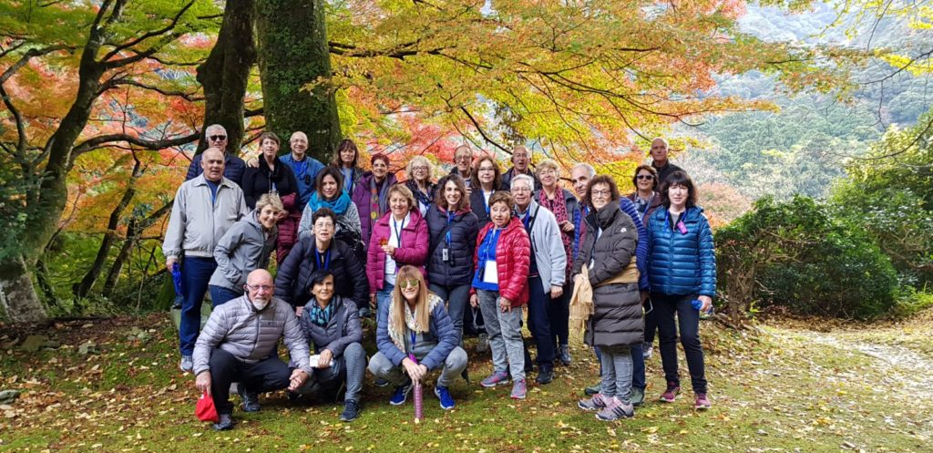 טיול מאורגן - יפן חוויה אחרת Explore Japan בהדרכת אהוד קלינגר ומיטל לוין