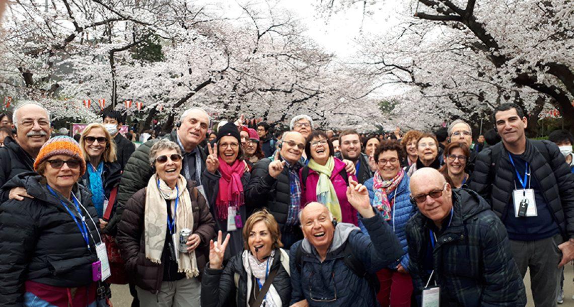 טיול אביב ליפן – מרץ אפריל 2019   אנשי סאקורה וו'או ווא'ו, חוויות ותודות