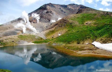 הוקאידו Hokkaido אי האש והקרח. כתבה: אילה דנון