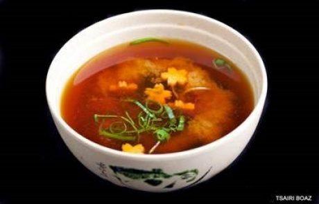 סיפורי מיסו: כוכב במטבח היפני | יום שישי 26.7 | שגרירות יפן
